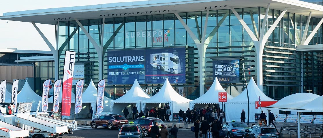 solutrans expo