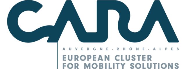 Logo CARA European Cluster for Mobility Solutions